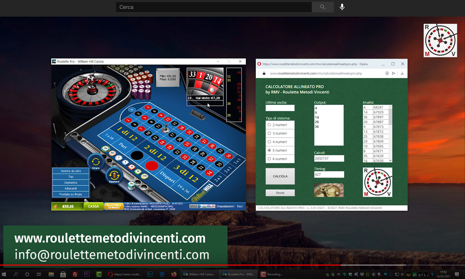 roulette software effective